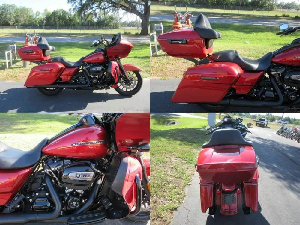 2018 Harley-Davidson Touring Road Glide® Special Red for sale