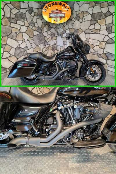 2018 Harley-Davidson Touring Special Vivid Black for sale
