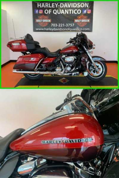 2018 Harley-Davidson Touring Wicked Red / Twisted Cherry for sale craigslist photo