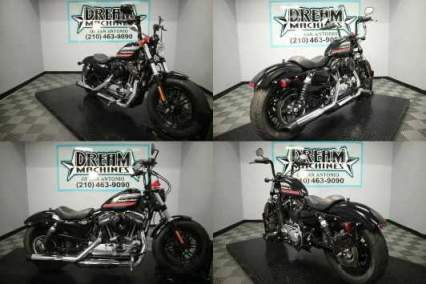 2018 Harley-Davidson XL1200XS - Sportster Forty-Eight Special Black for sale
