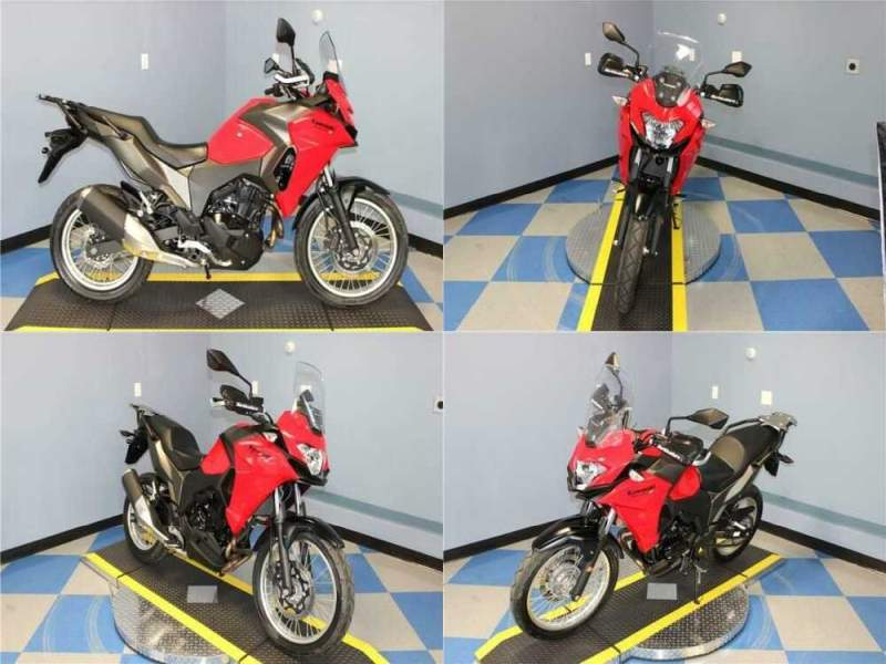 2018 Kawasaki Versys - X 300 Red for sale craigslist