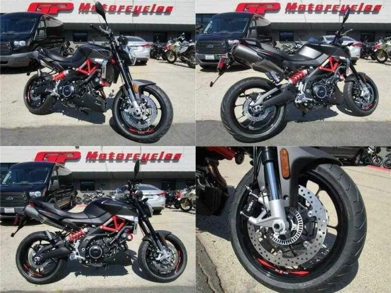2019 Aprilia Shiver Shiver 900 ABS Black for sale craigslist