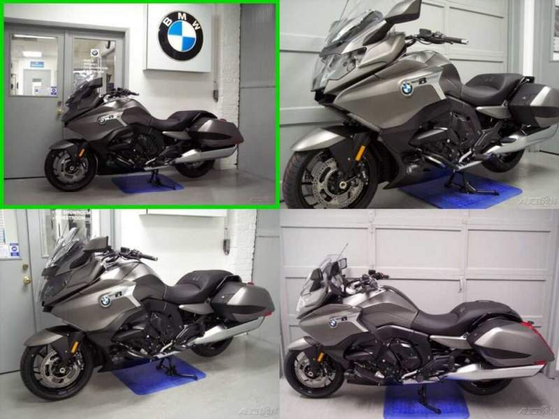 2019 BMW K-Series 1600 B Monolith Matte Metallic for sale