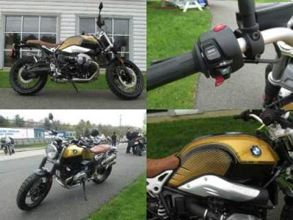 2019 BMW R NINE T SCRAMBLER Black for sale craigslist