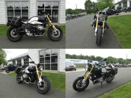2019 BMW R NINE T Black for sale craigslist
