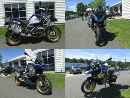 2019 BMW R1250GS ADVENTURE Blue for sale