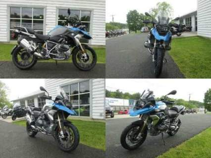 2019 BMW R1250GS Blue for sale craigslist photo