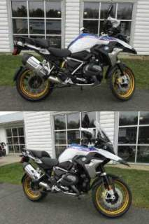 2019 BMW R1250GS White for sale