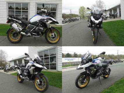 2019 BMW R1250GS White for sale craigslist