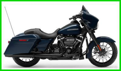 2019 Harley-Davidson Touring Street Glide Special Billiard Blue for sale craigslist
