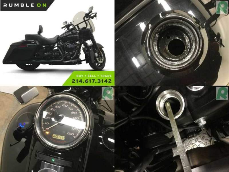2019 Harley-Davidson Touring CALL (877) 8-RUMBLE Black for sale