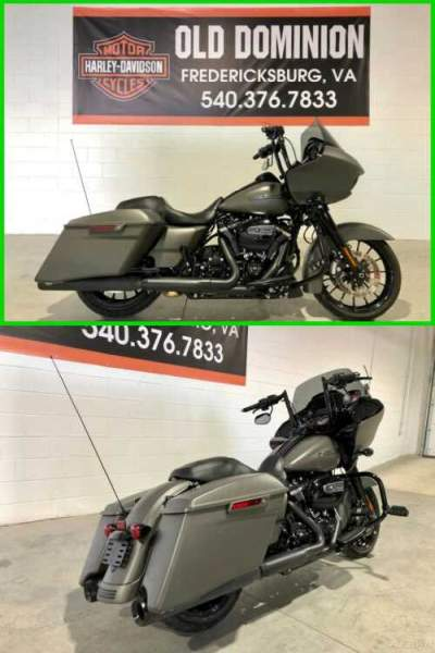 2019 Harley-Davidson Touring Road Glide Special Industrial Gray Denim for sale