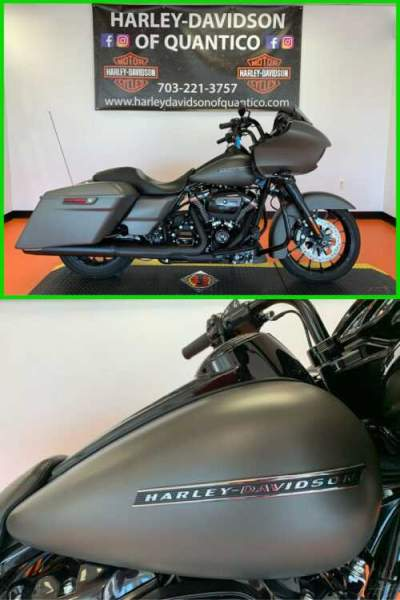 2019 Harley-Davidson Touring Road Glide Special Industrial Gray Denim for sale craigslist photo