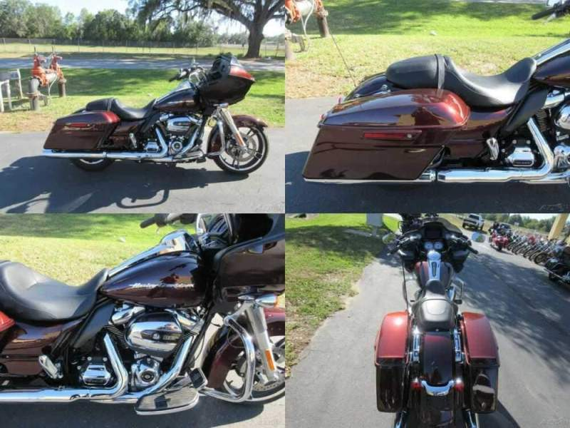 2019 Harley-Davidson Touring Road Glide® Red for sale