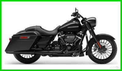 2019 Harley-Davidson Touring Road King Special Vivid Black for sale craigslist
