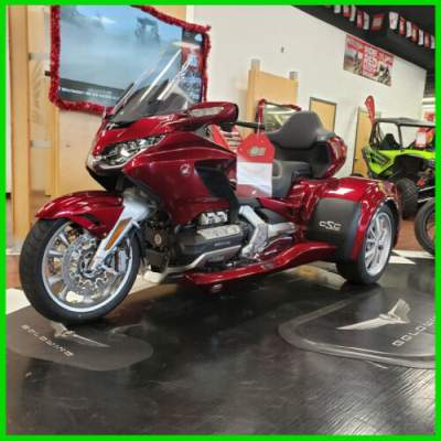 2019 Honda Gold Wing GOLDWING TOUR DCT CANDY ARDENT RED for sale craigslist