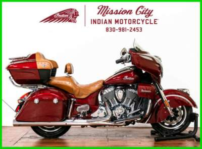 2019 Indian Roadmaster Burgundy Metallic Burgundy Metallic for sale