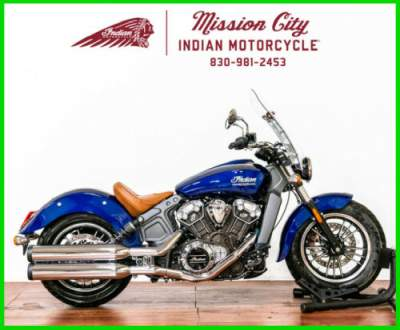 2019 Indian Scout ABS Deep Water Metallic Deepwater Metallic for sale