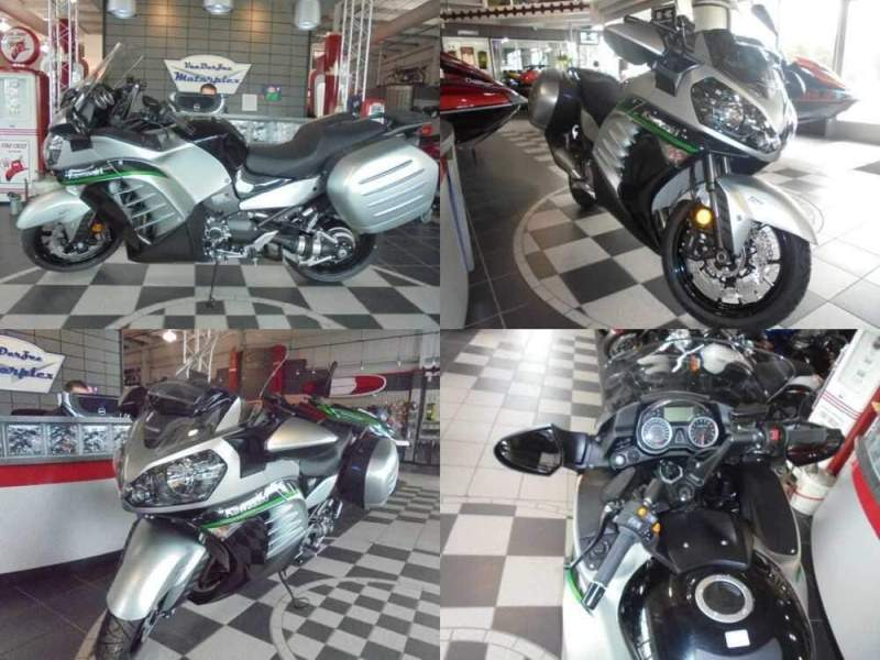 2019 Kawasaki Concours 14 ABS Silver for sale craigslist photo