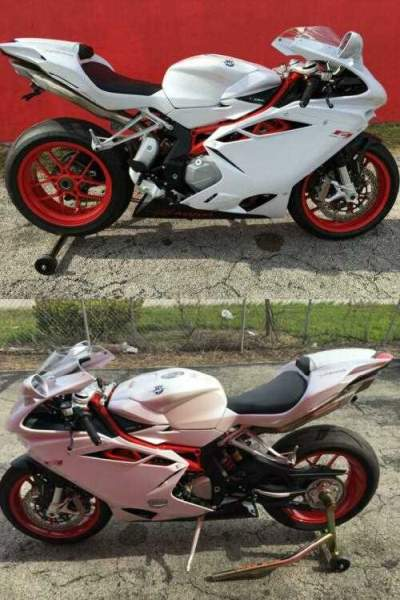 2019 MV Agusta F4 --  for sale craigslist photo
