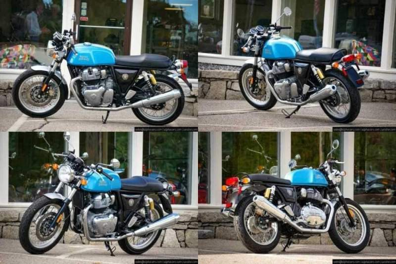 2019 Royal Enfield Continental GT 650 Ventura for sale craigslist