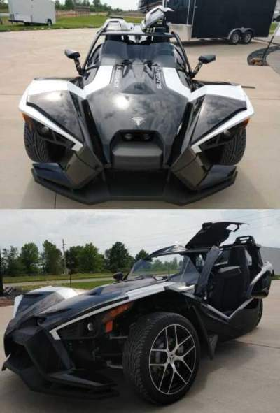 2019 Slingshot Slingshot Grand Touring Black for sale craigslist photo