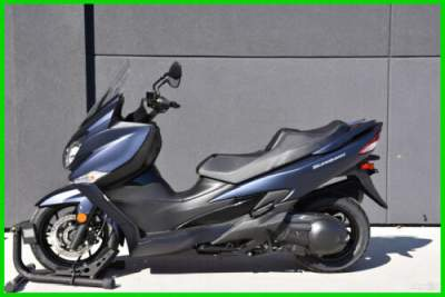 2019 Suzuki Burgman 400 Blue for sale craigslist photo
