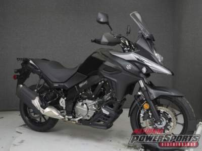 2019 Suzuki DL650 VSTROM 650 W/ABS Black for sale