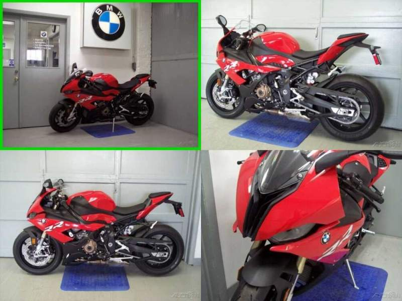 2020 BMW S 1000 RR Red for sale