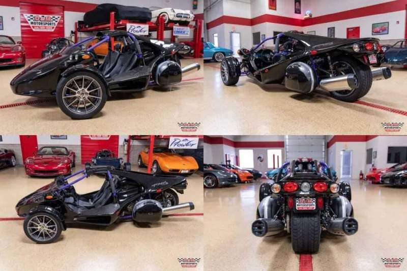2020 Campagna T-Rex 16SP Black for sale craigslist