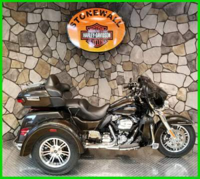 2020 Harley-Davidson Trike Tri Glide Ultra River Rock Gray / Vivid Black for sale craigslist