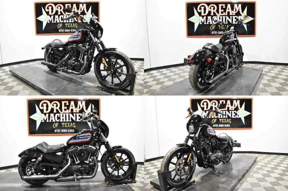 2020 Harley-Davidson XL1200NS - Sportster Iron 1200 Black for sale