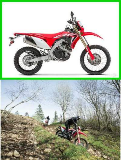2020 Honda CRF 450L Red for sale