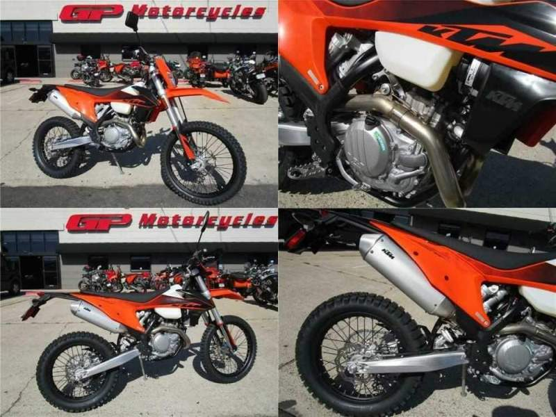 2020 KTM EXC 500 EXC-F Orange for sale