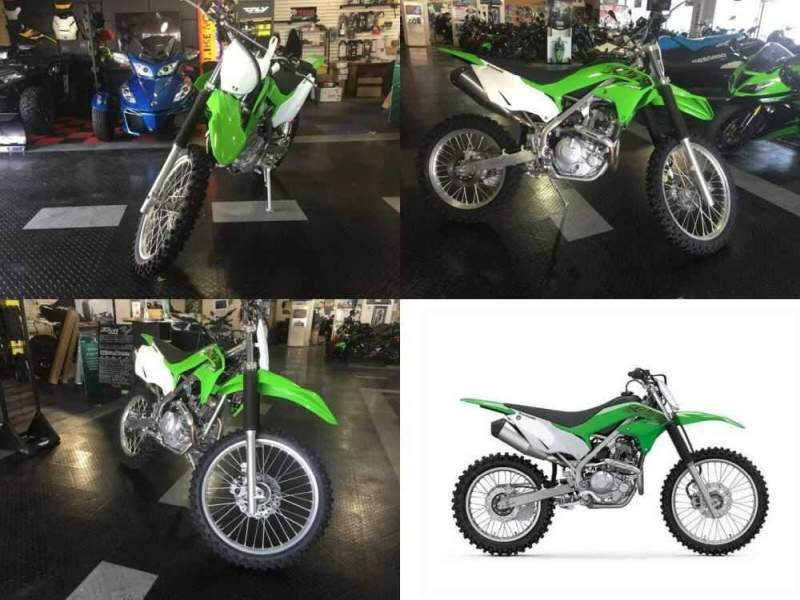 2020 Kawasaki KLX 230R KLX230ELF Green for sale
