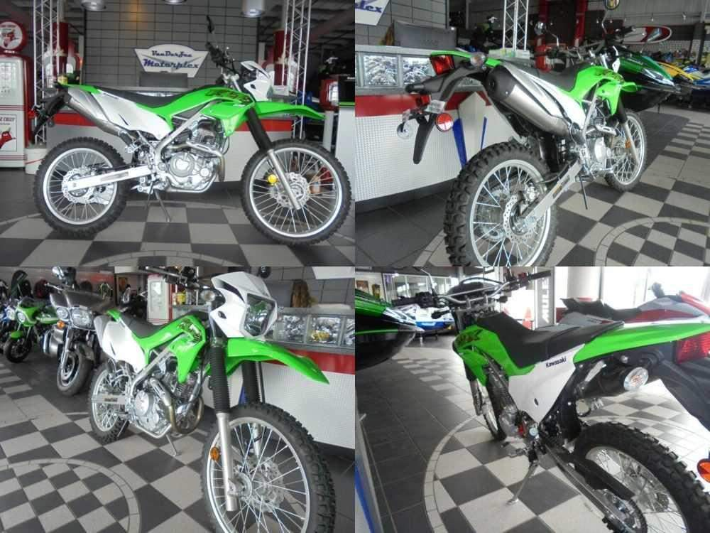 2020 Kawasaki KLX Green for sale craigslist