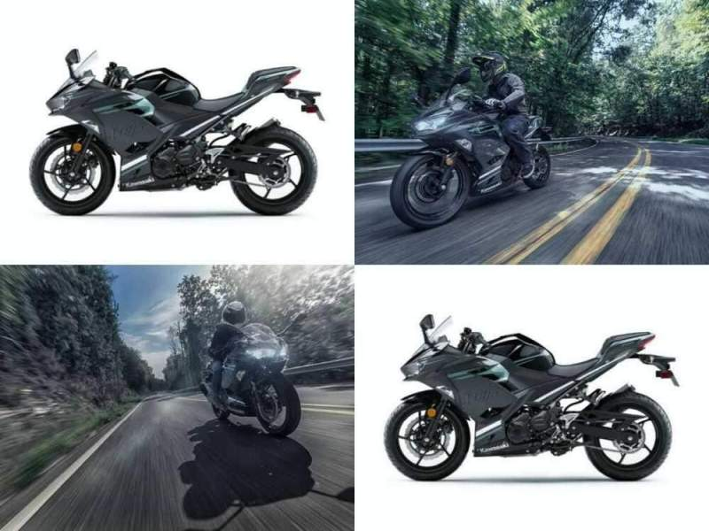 2020 Kawasaki Ninja 400 EX400 Black for sale