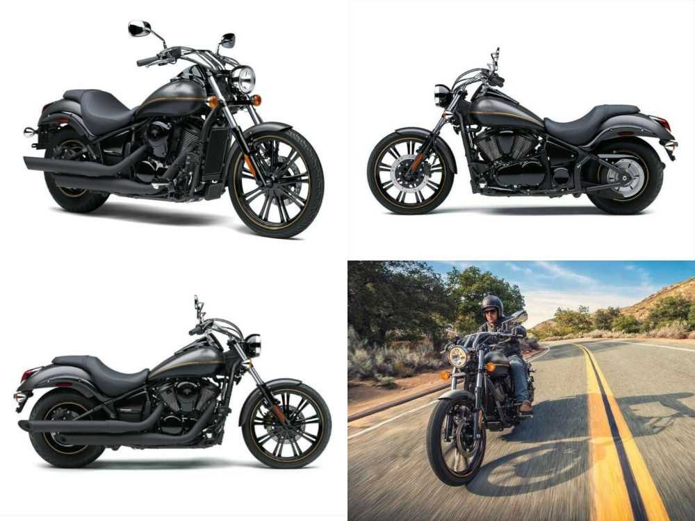2020 Kawasaki Vulcan 900 Custom VN900C Gray for sale