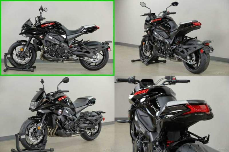2020 Suzuki GSX / Katana Black for sale craigslist photo