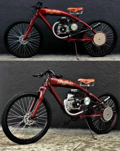 1930 Indian STEEL BUFFALO MOTORS board track Cruiser ANTIQUE INDIAN PATINA RED for sale craigslist