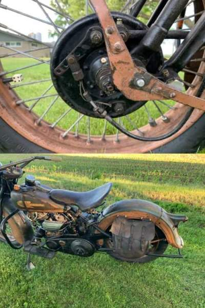 1936 Harley-Davidson Other for sale