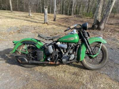 1938 Harley-Davidson Other for sale