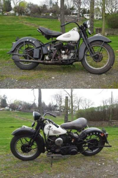 1938 Harley-Davidson UH for sale craigslist