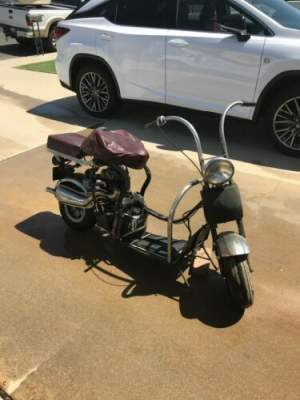 1948 Other Makes Powell P48 Black for sale craigslist photo