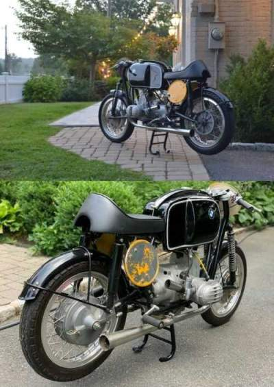 1954 BMW R-Series Black for sale