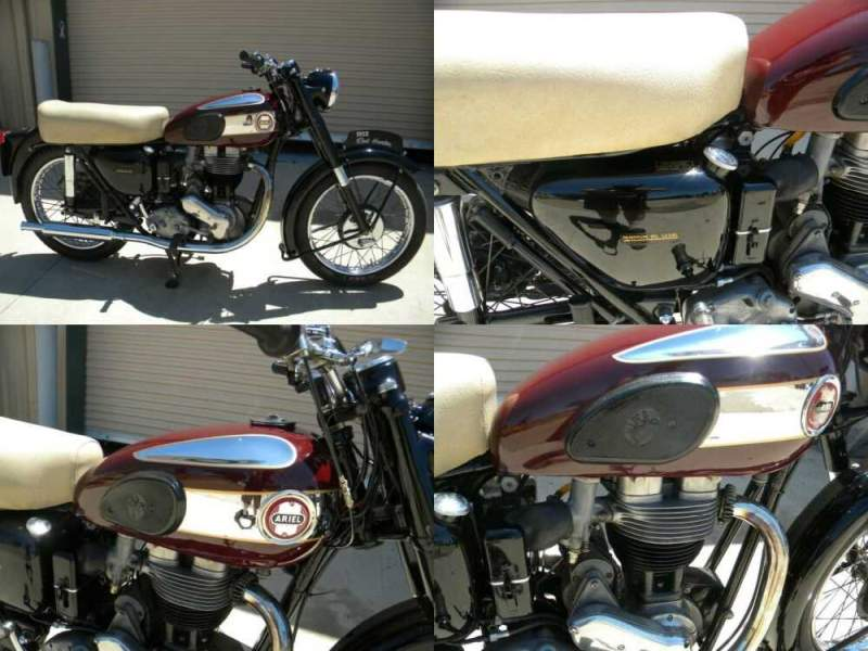 1955 Other Makes Red Hunter Red for sale craigslist