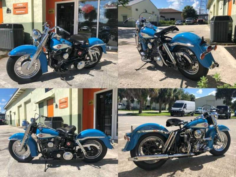 1959 Harley-Davidson Duo-Glide for sale