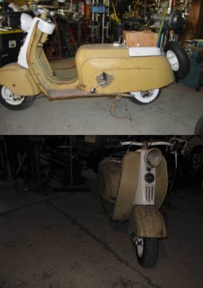 1959 Other Makes Silver Pigeon C80 Yellow/white for sale craigslist