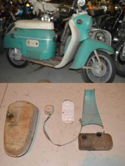 1960 Other Makes Manet S100 Blue for sale craigslist photo
