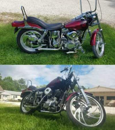 1961 Harley-Davidson Other Burgundy for sale